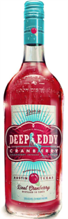 Deep Eddy Vodka Cranberry 1.00l